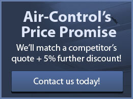 Price promise - we'll match a competitor's quote