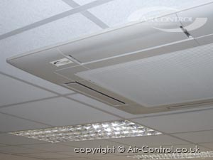 Air Conditioning Maintenance & Servicing
